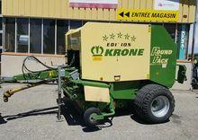 2009 Krone Round Pack 1250 MC P