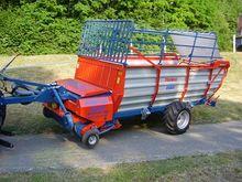 2017 Trumag Robot 20T wagon