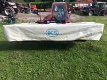 BCS Rotex avant TR7 Frontmähwer