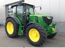 John Deere 6110RC tractor