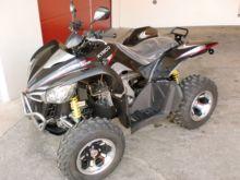 Kymco Maxxer 450i Quad