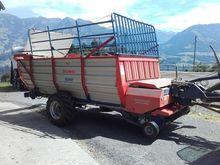 2007 Trumag Robot 20T wagon