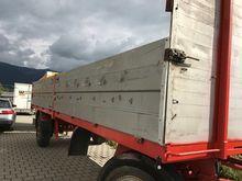 Lanz-Marti 2-axle trailer