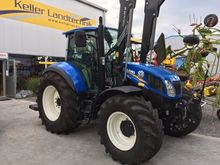 New Holland T5.115 DC With fron