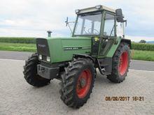 1982 Fendt 306 LS tractor