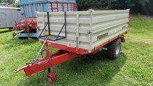 2004 Pühringer 5100 kg tipper