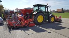 2017 Kverneland e-drill ISO Bus