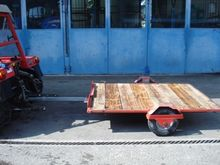 Transportation trailers