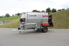 Mutti Amos 9m3 Mixer feeders