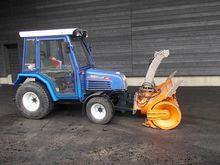 2003 Iseki TF 300 FH Tracteur 3