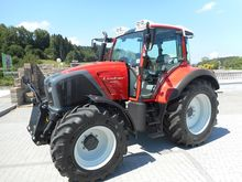 Lindner Geotrac 114ep tractor