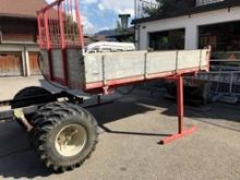 Meusburger Alu Tipping bridge R
