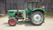 1975 Deutz 5506 tractor