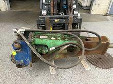 1991 Montabert BRH 650 hammers