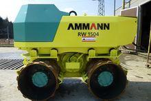 2002 Ammann Rammax RW 1504 grav