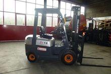 2012 Hytsu FD 18 T Forklift to