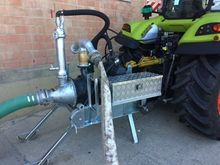 Doda Water or gravity pump