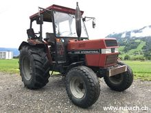 1993 CASE-IH 640 Cabin with roo