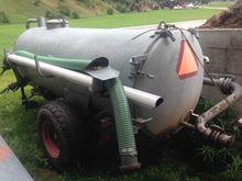 Agrar PF 3000 Liquid manure spr