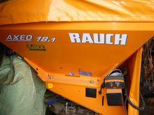 2016 Rauch AEOX 18.1 salt shake