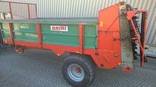 2007 E7000 Manure spreader BRIR