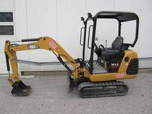 2006 Caterpillar 301.5 Crawler