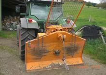 2007 Ritter D100 - 10 t. winch