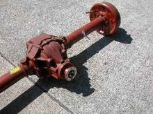 sonstige Axis for drive axle