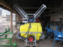 2013 Nobili GEO 600 BP160 spray