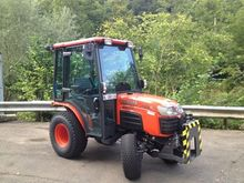 2010 Kubota B2530 Winter servic