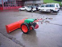 Rapid 606 + Erismann Snow plow