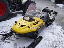 2002 Ski-Doo Skandic WT 600 ST