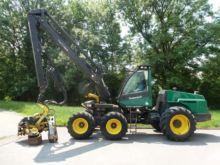 2000 Timberjack 1270C Harvester