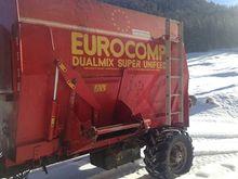 Eurocomp Dualmix Dulamix mixer