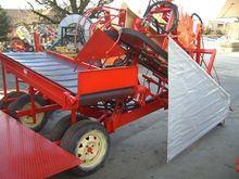 Simon RPE Lauch harvesting mach