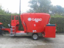 2013 Gilioli VS 11 Feed mixers