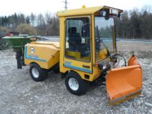 1996 Wulff Trac 600 With snow p