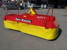 2004 Knüsel Bleitz 260 Mower