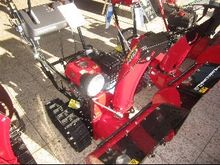 Honda HSS 760 T snow blower