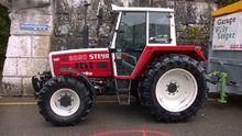 Used 1989 Steyr 8080