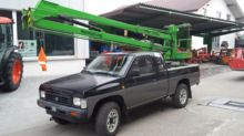 1991 Nissan King Cab 4x4 with l