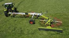 2014 Claas Liner 1250 Rotary sw