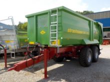 Strautmann SMK 2002 tipper body