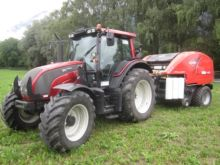 2011 Valtra N141HT tractor Trac