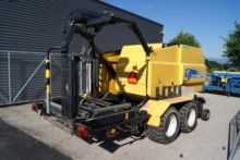 2007 New Holland BR560A