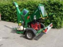 Green BC 260 Self-propelled for