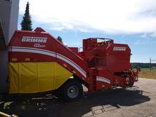 2014 Grimme SE 75-55 SB