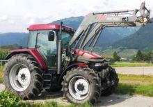 2002 CASE-IH MX 100 C Tracteur