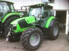 2015 Deutz-Fahr 5100 C tractor