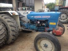 1974 Ford 4000 Tracteur
